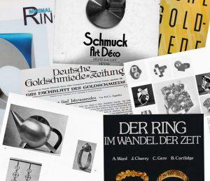 Wichtige Veröffentlichungen zum profanen Oeuvre von Fritz Schwerdt