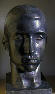 Adolf Sautter: Fritz Schwerdt-Büste 1924