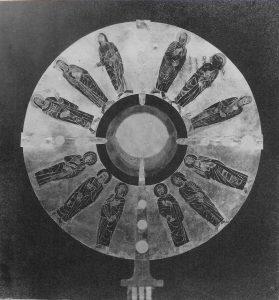 Entwurf SILBERMONSTRANZ um 1932