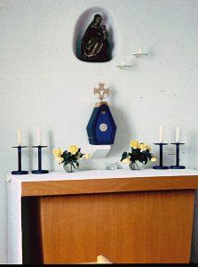 Ausstattung Haus Eich 1952
