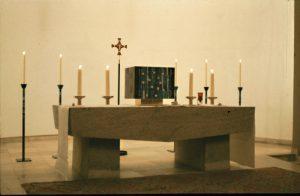 Altar 1957, Herz-Jesu, Dortmund-Hörde