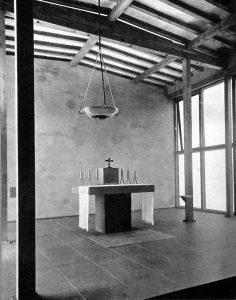 Altarbereich Leversbach