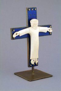 Kruzifix. St. Fronleichnam, Aachen