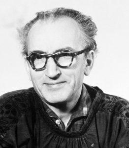 Portrait Fritz Schwerdt 1965