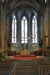 Hauptaltar Abteikirche Tholey