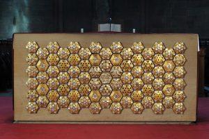 Antependium Abteikirche Tholey 1964