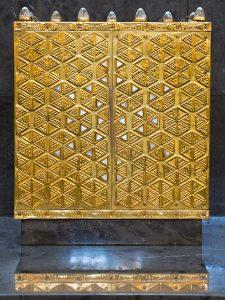 Tabernakel der St. Hedwigs-Kathedrale 1963